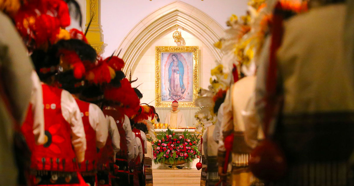 Feast of Our Lady of Guadalupe During COVID-19 Pandemic